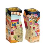Bougeoirs de Chabbat Vieille ville de Jérusalem