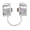 Clips de maintien pour Talith kotel de Jérusalem