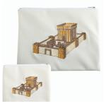 Set pochettes talit Tefilines Temple de Jérusalem