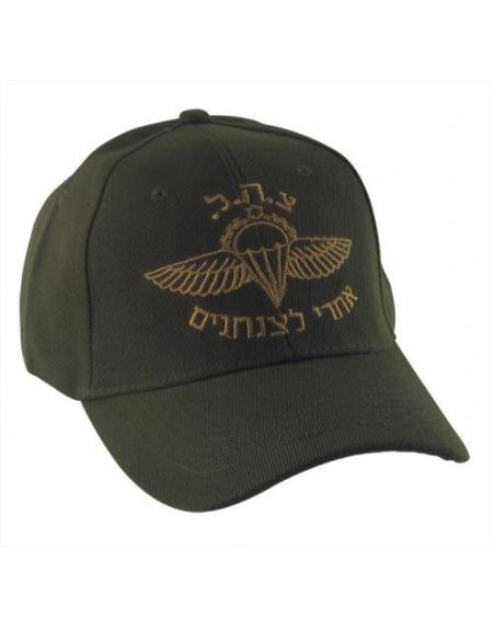 Casquette Parachutistes Israël