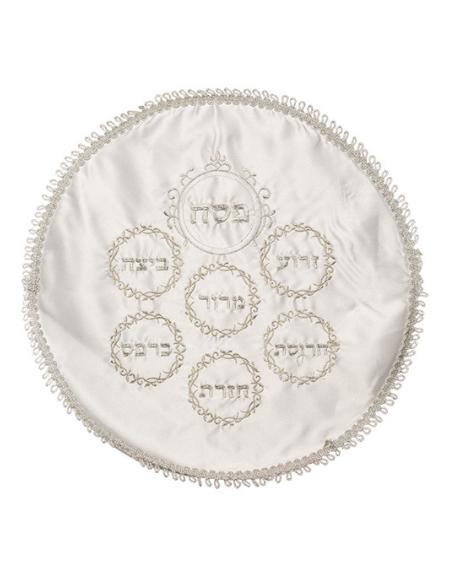 Couvre matzot pour le Seder de Pessah