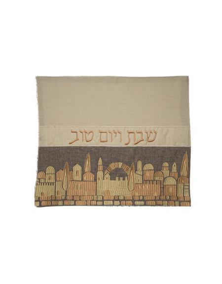 Couvre pain de Chabbat Vieille Ville de Jérusalem