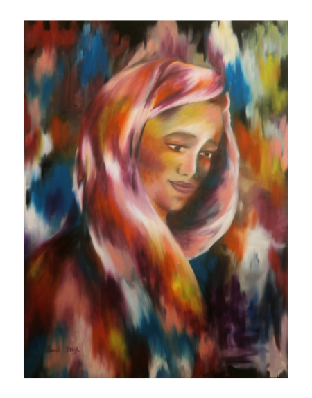 Portrait juif Sarah Imenou