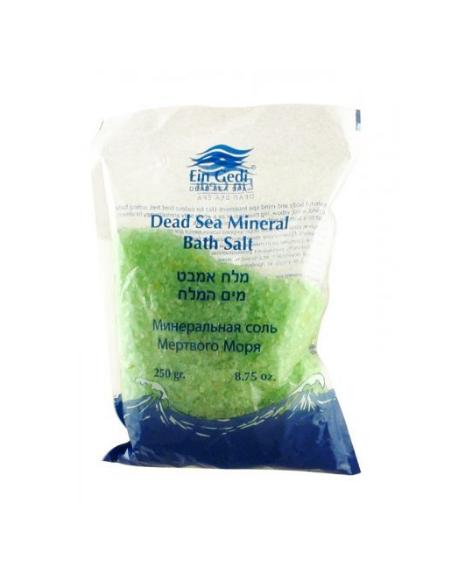 Sel marin Mer Morte pour le bain- Eucalyptus- Ein Gedi