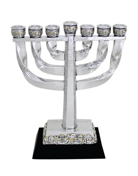 Chandelier juif 7 branches- Jérusalem