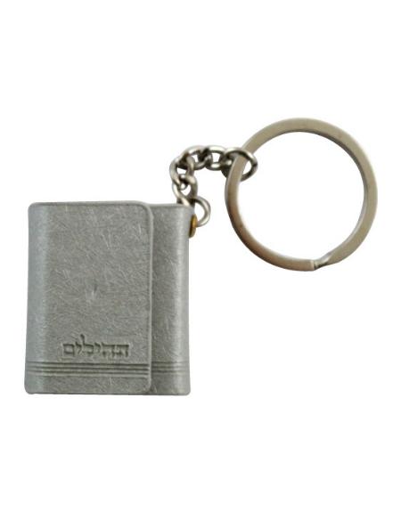Porte-clés-Petit livre Téfilines